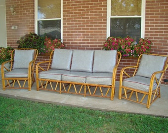 rattan furniture etsy
