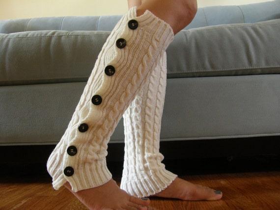 SALE Leg Warmers Women's Accessories Boot by WalkinCloset2014