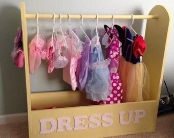 Dress Up Storage Closet
