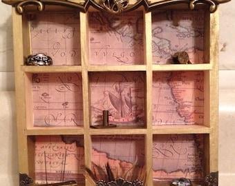 Pirates Treasure wall decor