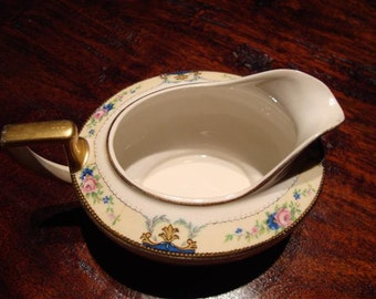 Homer Laughlin Creamer Antique China