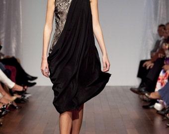 Little Black Dress in Lace