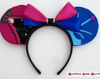 Anna Inspired Ear Headband