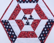Popular Items For Patriotic Quilts On Etsy