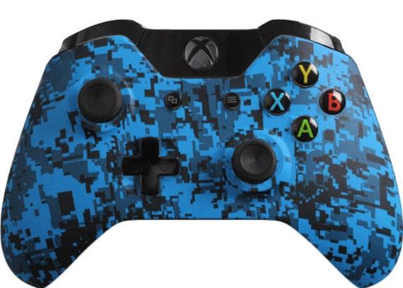 Xbox One Controller Custom Camo Custom Xbox One Controller