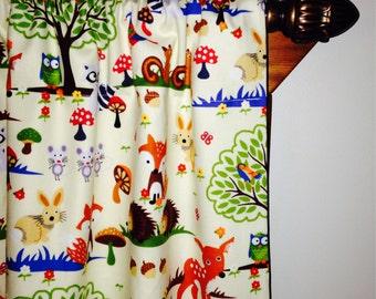 Tree curtains | Etsy