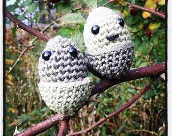 Handmade Crochet Tiny Acorn