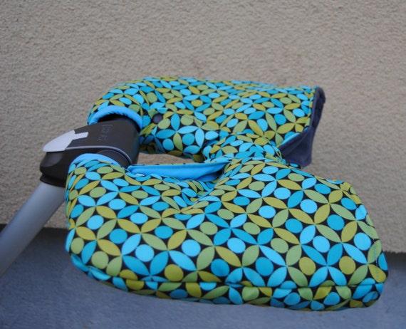 Stroller gloves / handmuffs for Stokke Xplory models without