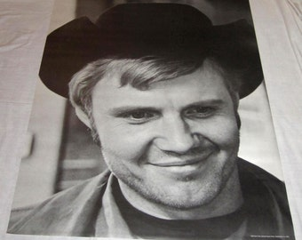 JON VOIGHT POSTER From 1969 Midnight Cowboy  Rare and Vintage!!