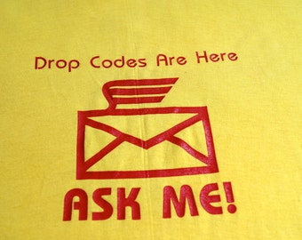 Vintage Stedman Hi Cru 1980s T-shirt Yellow - Drop Codes Are Here Ask Me!