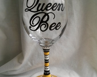 Popular Items For Funky Wine Glass On Etsy