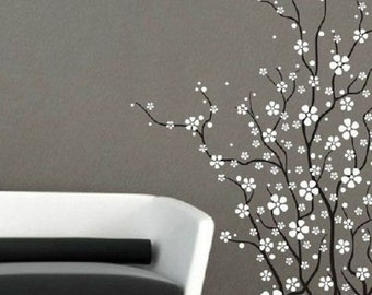 Flowering Branch Wall Decal