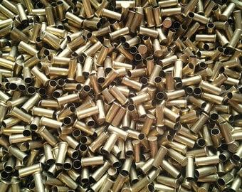 Brass Bullet Casings .22 Caliber- You Choose the Amount! Empty Spent Ammo Shells. Makes Cute Steampunk Jewelry, Earrings, Pendants