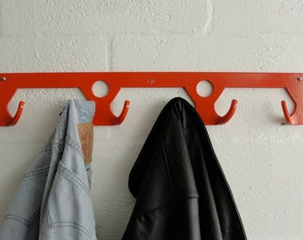 Coat Rack Wauli Six place Harley Orange-PC