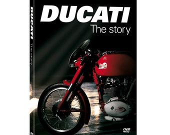 Ducati The story - DVD