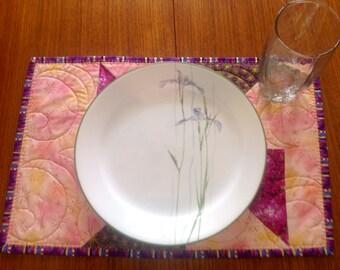 Pinwheel Placemat Set of Two