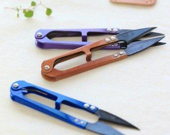 Thread snips snip-Yarn Cutter scissors-Crafts Tool-Leather and Cloth Craft Tool-Handmade DIY Tool