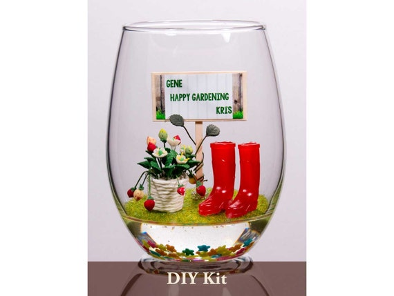 Items Similar To Personalized Gifts For Garden Lovers Diy
