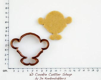 Miss Sunshine Cookie Cutter