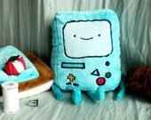 Adventure Time BMO Beemo plush stuffed toy