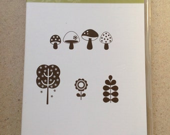 Stampin' Up Stamp Set, Funky Four