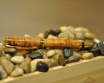 Standard Koa Wood Roller Ball Pen - Executive Line - shipped before christmas