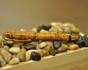 Koa Wood Roller Ball Pen - Executive Line