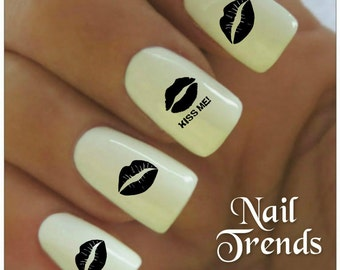 Hurricane update we are fully up and running again by nailtrends lips nail decal 20 vinyl adhesive decals nail tattoos nail art prinsesfo Image collections