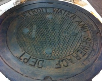 Artificial Sewer Cap
