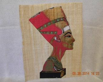 Original Egyptian Papyrus Painting