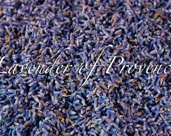 Bulk Organic French Lavender from Provence, France