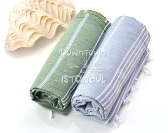 Soft Baby Towel Set of 2 Turkish Bath Towel Body Wash Towel Organic Cotton Natural Organic Natural Cotton Towel Handwoven Cotton Swim Towel