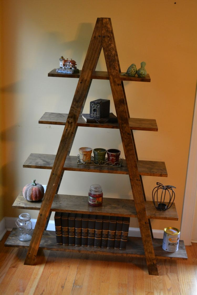 Image Result For Triangle Bookcase