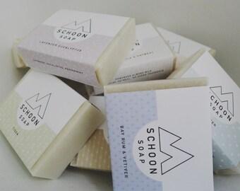 Any three soaps | handmade vegan soap