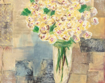 The Hamptons Gallery Wrap Canvas - Print of Original