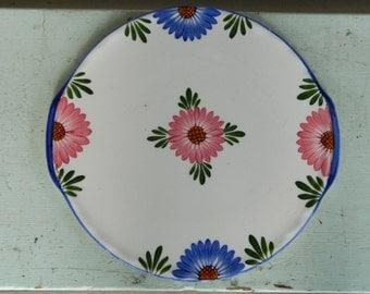 Majolica Platter