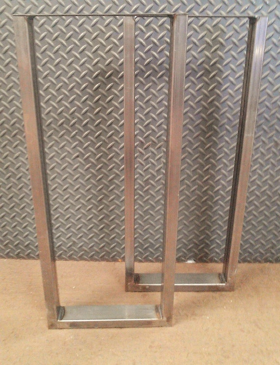 Metal Table Legs (Set of 2)