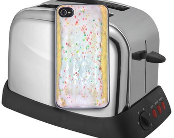 Poptart - Toaster Pastry -   iPhone & Samsung Protective Phone Case