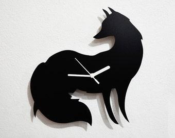 Ariel The Little Mermaid Silhouette Wall Clock