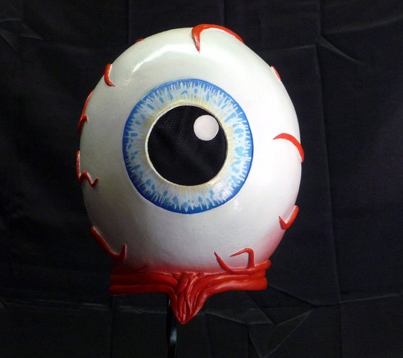 Giant Halloween Eyeballs
