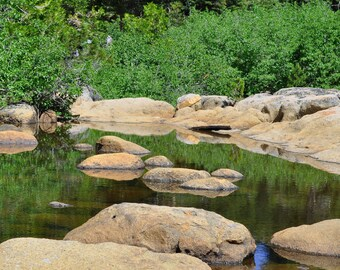 Fine Art, Water Reflection, Scenic Photograph, Landscape Photograph, Water