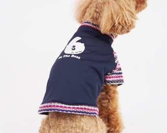 Dog Clothes Windproof, Waterproof Stretch Jacket Navy, pet clothing dog clothing pet clothes dog apparel
