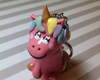 Kawaii Pink Unicorn