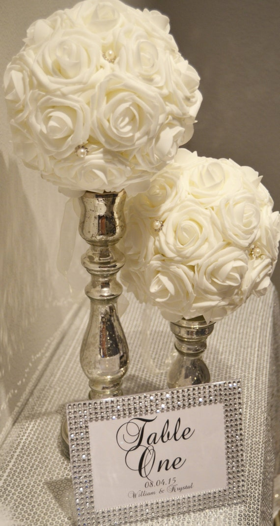 Nice Picture Frame Centerpieces For Weddings Collection - Framed Art ...