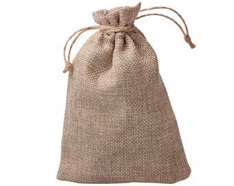 Small Jute Hessian Bag