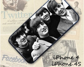 Beatles cell phone Case / Cover for iPhone 4, 5, Samsung S3, HTC One X, Blackberry 9900, iPod touch 4 / 702