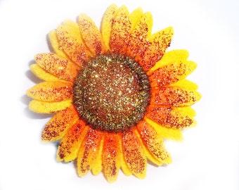 Shimmering Sunflower