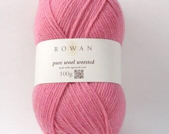 Rowan Pure Wool Worsted Machine Washable Yarn - Candy 00118