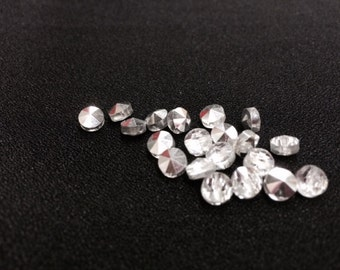 Vintage Swarovski Crystal 6mm Beads - Article #20