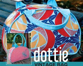 Dottie Vintage Bag Pattern